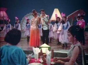 Asha Bhonsle's famous song