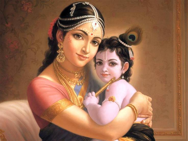 Yashoda & Krishna « Nimble Foundation Blog