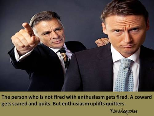 Employee fired